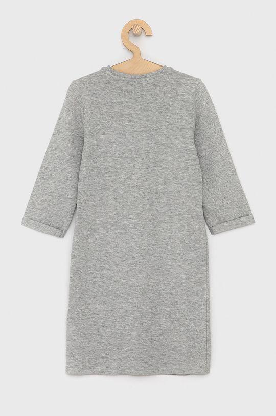 Guess - Dívčí šaty šedá