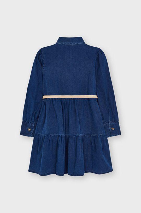 Mayoral - Sukienka jeansowa dziecięca 100 % Bawełna