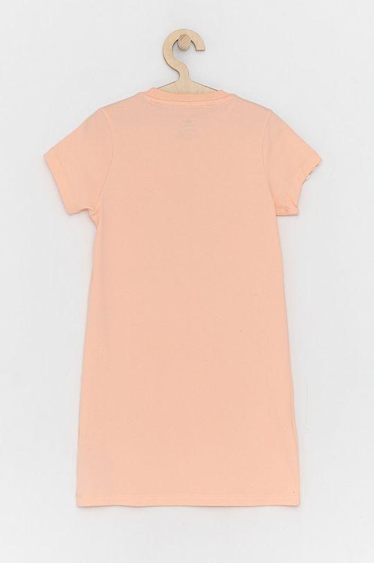 adidas Originals - Sukienka dziecięca różowy