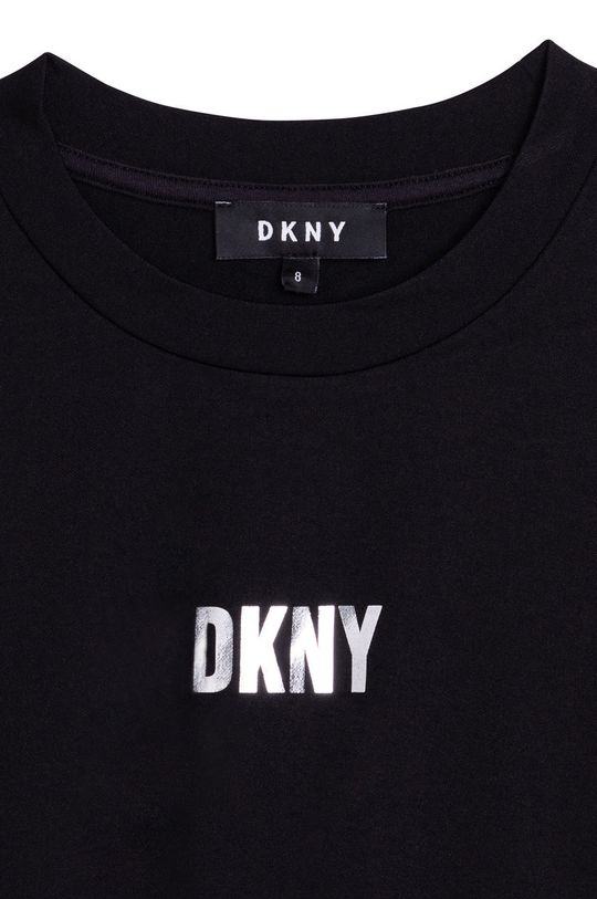 Dkny - Rochie fete  Materialul de baza: 10% Elastan, 49% Poliamida, 41% Viscoza Finisaj: 100% Poliester