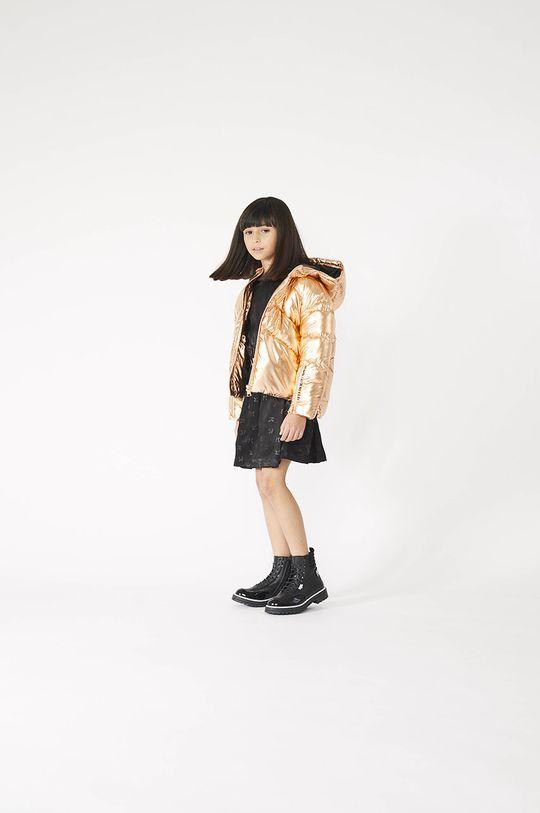 čierna Karl Lagerfeld - Dievčenské šaty Dievčenský