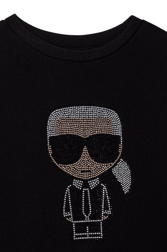 Karl Lagerfeld - Dievčenské šaty  100% Bavlna