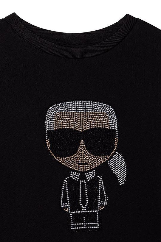 Karl Lagerfeld - Sukienka dziecięca 100 % Bawełna