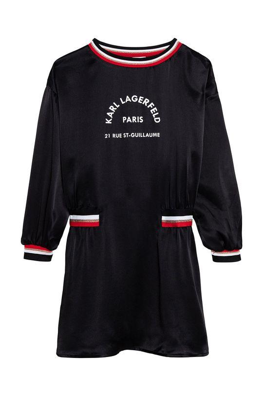 negru Karl Lagerfeld - Rochie De fete