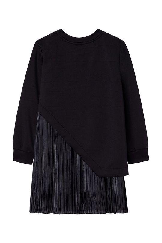 Karl Lagerfeld - Sukienka dziecięca Podszewka: 100 % Wiskoza, Materiał zasadniczy: 5 % Elastan, 95 % Poliester
