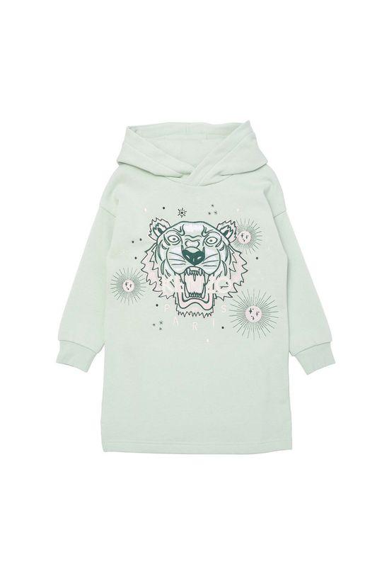 verde pal KENZO KIDS - Rochie fete De fete