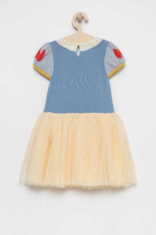 GAP - Sukienka dziecięca x Disney niebieski
