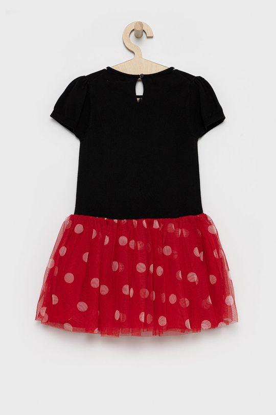 GAP - Sukienka dziecięca x Disney czarny