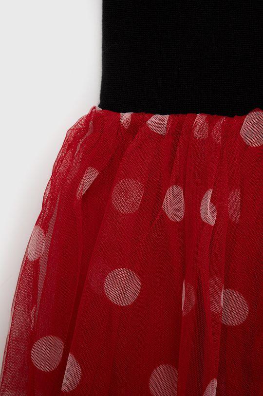 GAP - Sukienka dziecięca x Disney Podszewka: 100 % Bawełna, Materiał 1: 100 % Bawełna, Materiał 2: 100 % Poliester