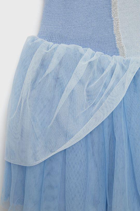 GAP - Sukienka dziecięca x Disney Podszewka: 100 % Bawełna, Materiał 1: 99 % Bawełna, 1 % Inny materiał, Materiał 2: 100 % Poliester