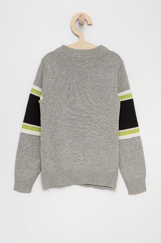 Guess - Dětský svetr šedá