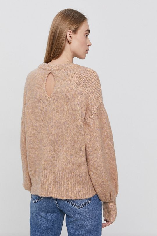 Y.A.S - Sweter 58 % Akryl, 32 % Nylon, 5 % Wełna, 5 % Alpaka