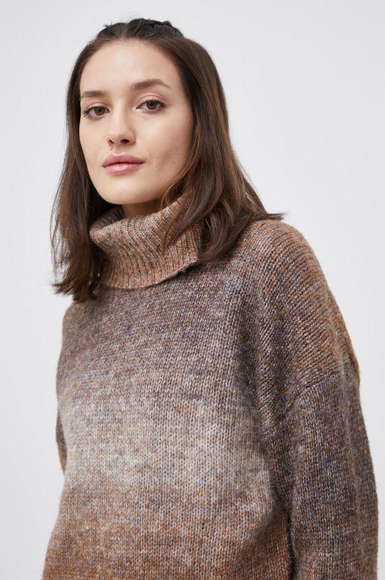 Only - Sweter z domieszką wełny Damski