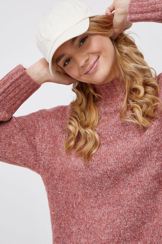 Only - Sweter 71 % Akryl, 2 % Elastan, 6 % Nylon, 21 % Poliester