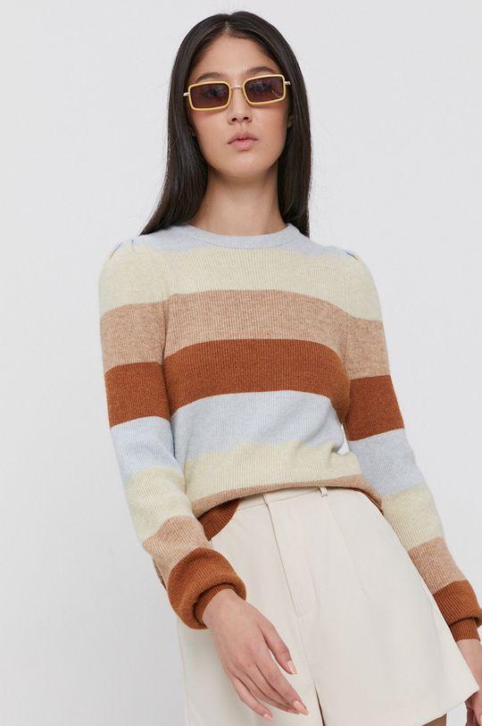 Only - Sweter niebieski