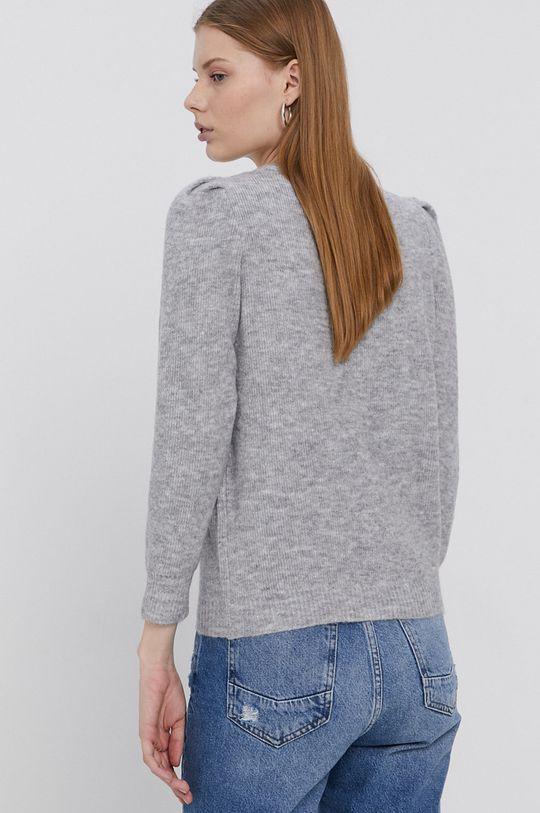 Only - Sweter 68 % Akryl, 4 % Elastan, 28 % Poliester