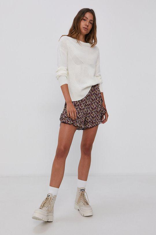 Vila - Sweter biały