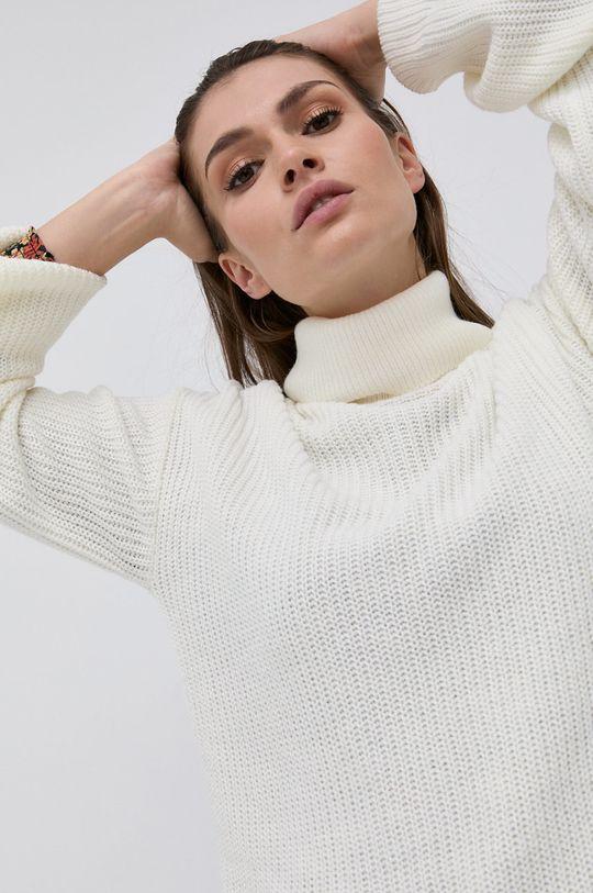 biały Vila - Sweter