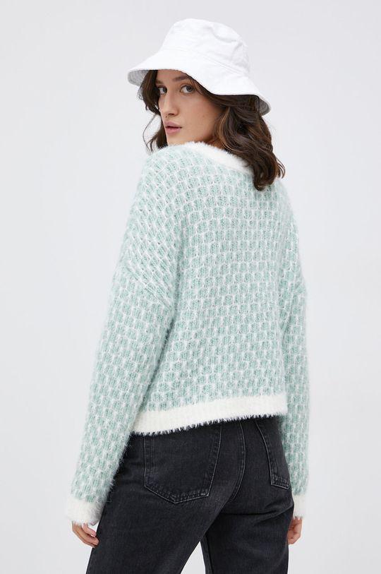 Only - Sweter 39 % Nylon, 26 % Poliester, 35 % Poliester z recyklingu