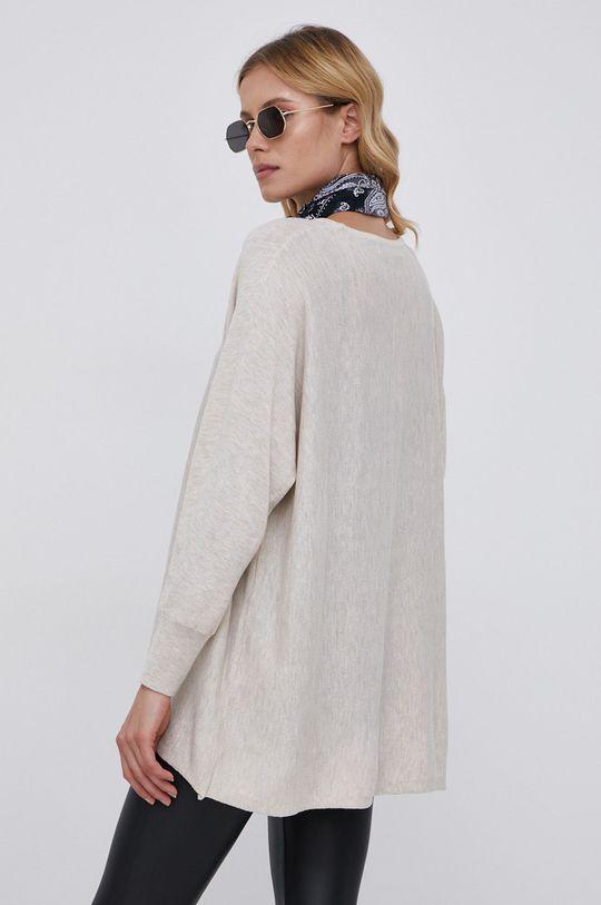Only - Sweter 20 % Nylon, 50 % Poliester, 30 % Wiskoza