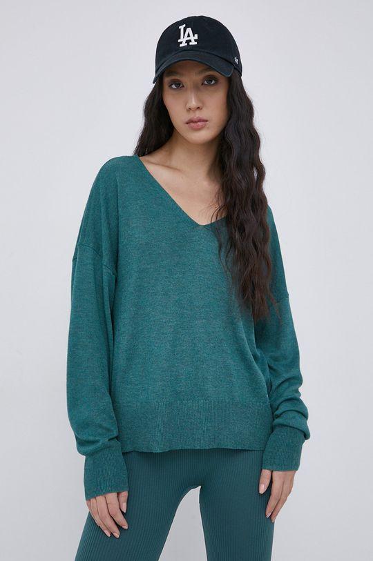 Only - Sweter 20 % Nylon, 30 % Wiskoza, 50 % Poliester z recyklingu