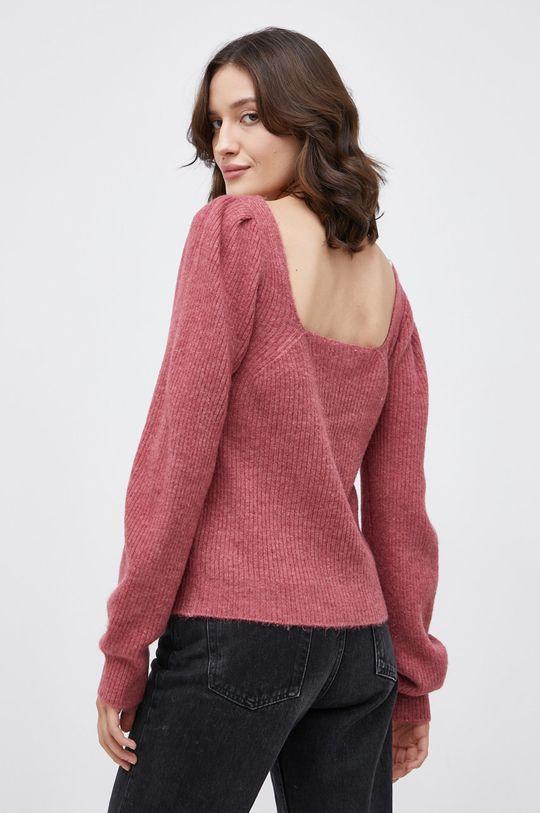 Only - Sweter z domieszką wełny 52 % Akryl, 7 % Elastan, 27 % Nylon, 11 % Poliester z recyklingu, 3 % Wełna