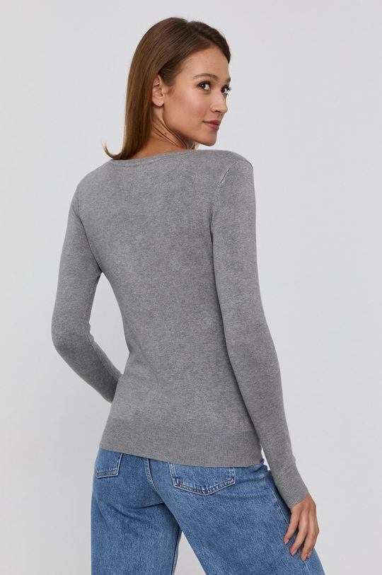Guess - Sweter 2 % Elastan, 16 % Poliamid, 82 % Wiskoza