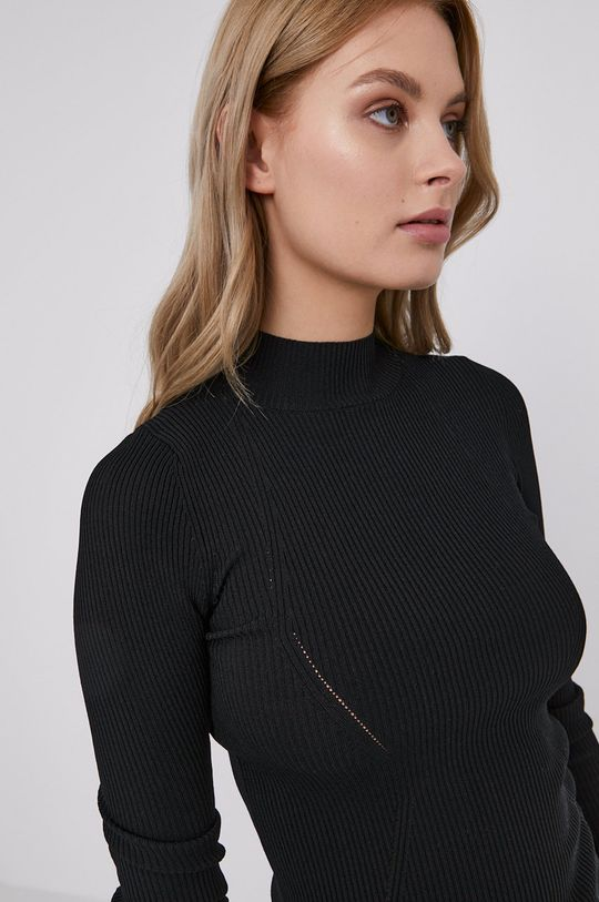 czarny Guess - Sweter Damski