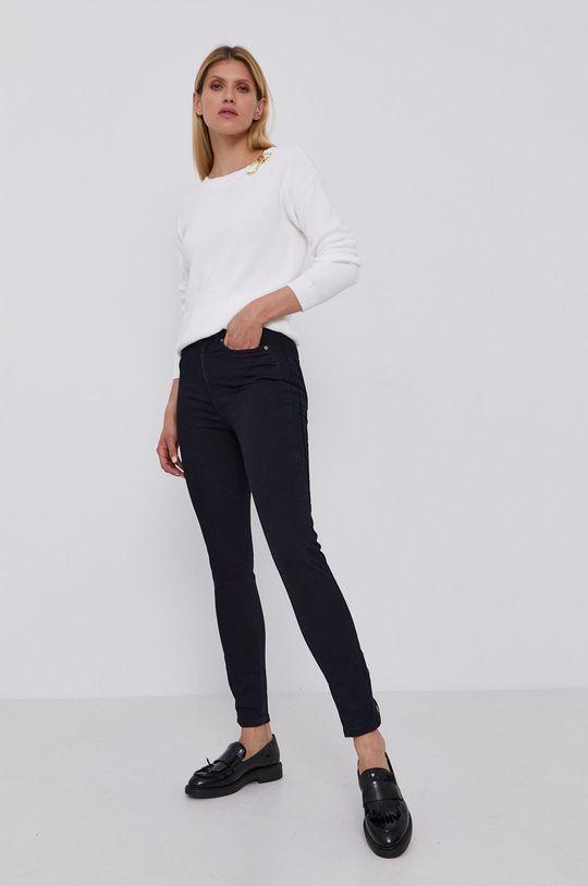 Lauren Ralph Lauren - Sweter biały