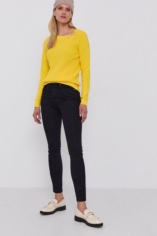 Lauren Ralph Lauren - Svetr žlutá