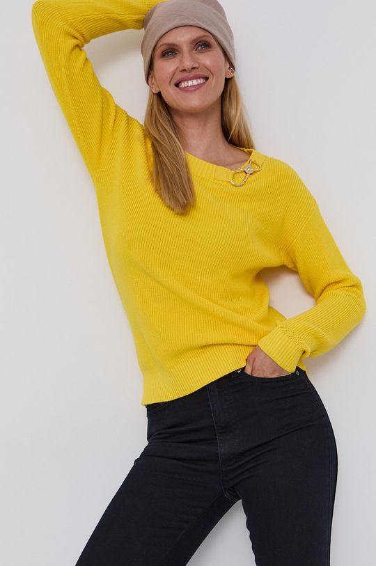žlutá Lauren Ralph Lauren - Svetr