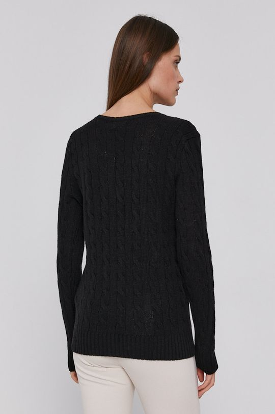 Polo Ralph Lauren - Vlněný svetr  10% Kašmír, 90% Vlna