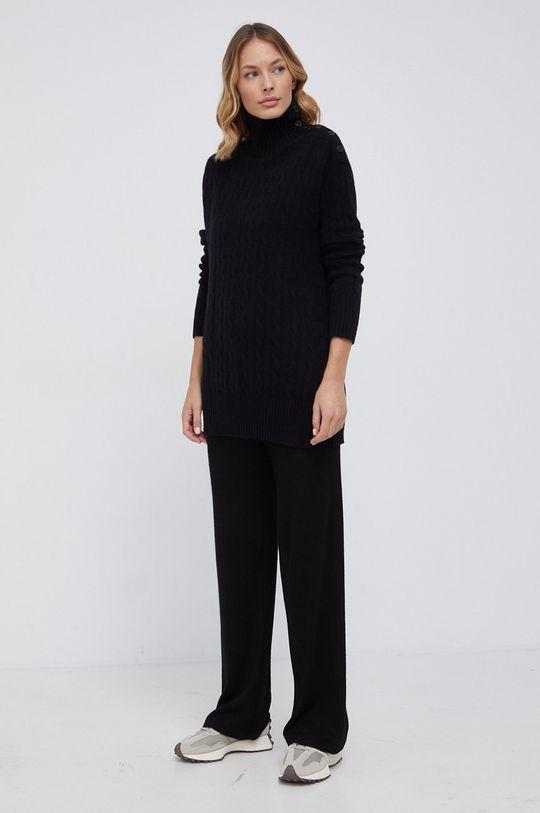 Polo Ralph Lauren - Sweter wełniany czarny