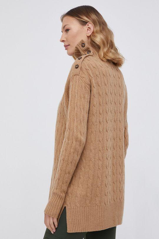 Polo Ralph Lauren - Sweter wełniany 10 % Kaszmir, 90 % Wełna