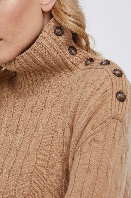 Polo Ralph Lauren - Sweter wełniany Damski