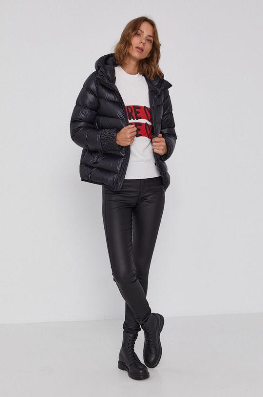 Desigual - Sweter kremowy