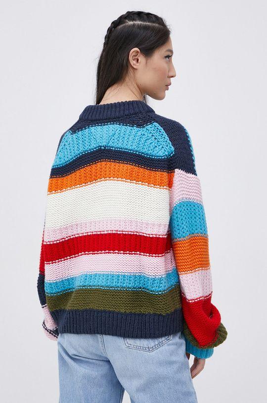Tommy Jeans - Sweter z domieszką wełny 70 % Akryl, 30 % Wełna