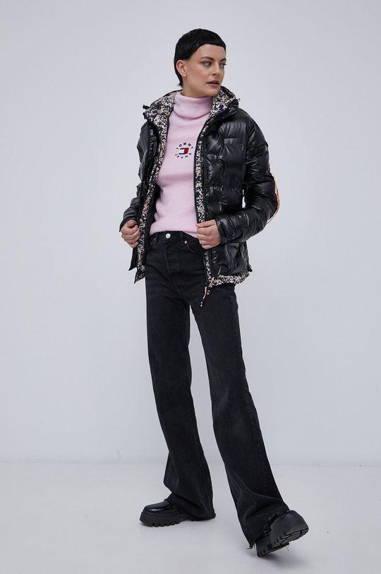 Tommy Jeans - Sweter różowy