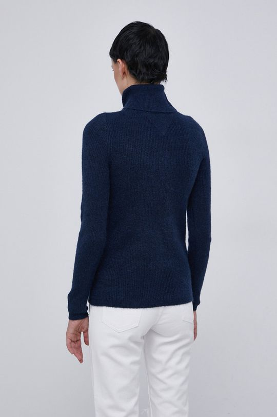 Tommy Jeans - Sweter 31 % Akryl, 3 % Elastan, 14 % Poliamid, 52 % Poliester