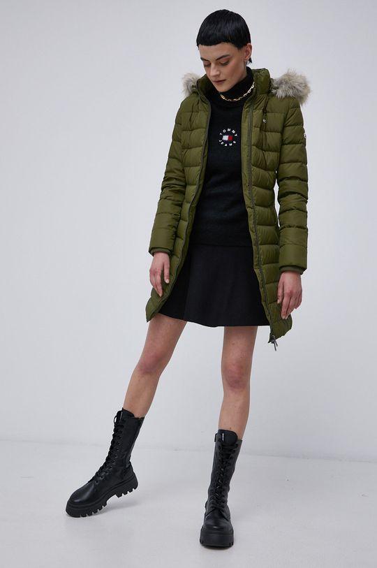 Tommy Jeans - Sweter czarny