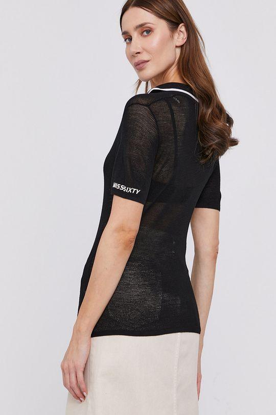 Miss Sixty - Sweter Materiał zasadniczy: 100 % Wełna, Inne materiały: 2 % Elastan, 18 % Poliamid, 80 % Wełna