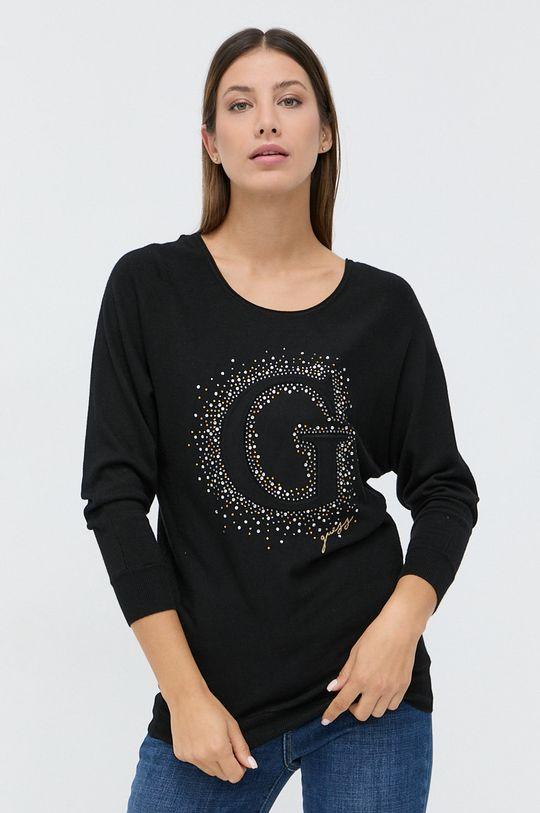 Guess - Pulover negru