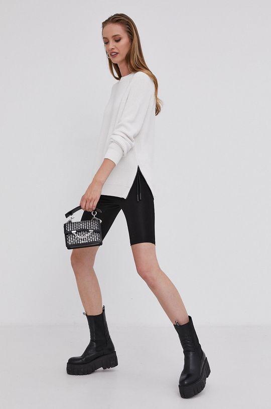 Hugo - Sweter biały