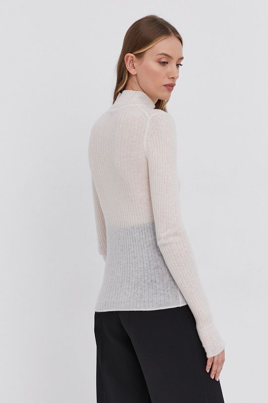 Hugo - Sweter z domieszką wełny 40 % Poliamid, 60 % Wełna