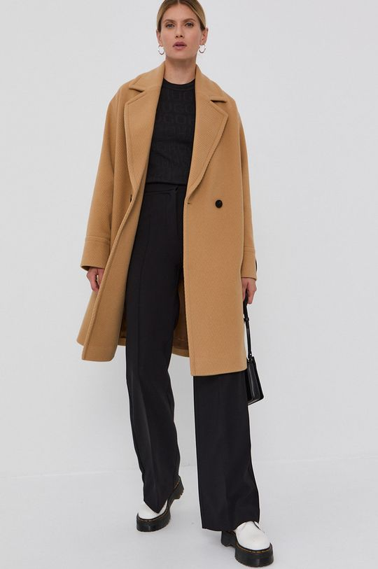 Hugo - Sweter czarny