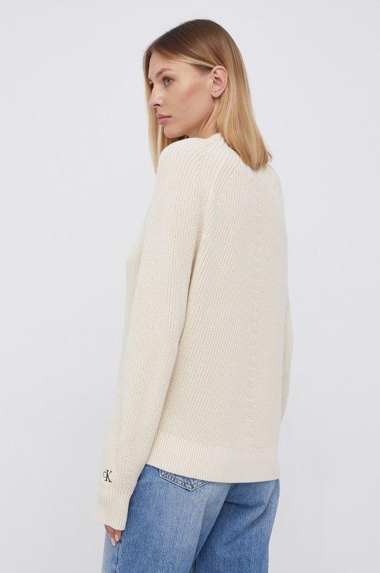 Calvin Klein Jeans - Sweter 100 % Bawełna
