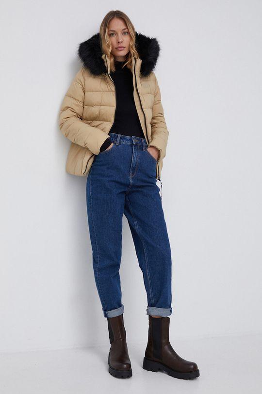 Calvin Klein Jeans - Longsleeve czarny