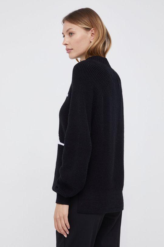 Calvin Klein Jeans - Sweter z domieszką wełny 49 % Bawełna, 2 % Kaszmir, 14 % Poliamid, 13 % Wełna, 22 % Wiskoza