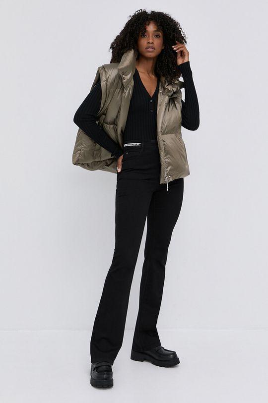 Miss Sixty - Vlněný svetr černá