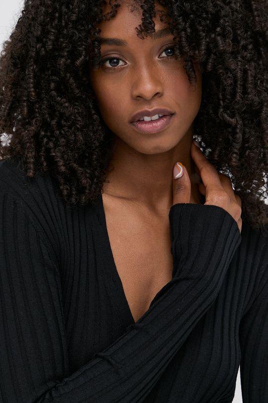 černá Miss Sixty - Vlněný svetr